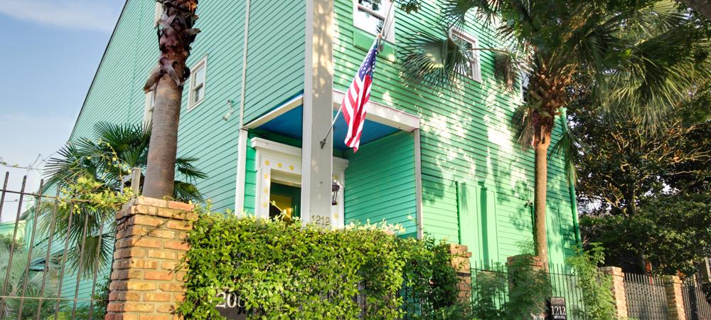 The Green House Inn | Award Winning Bed & Breakfast in New Orleans ...