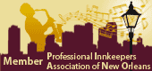 Professional Professional Innkeepers Association of New Orleans